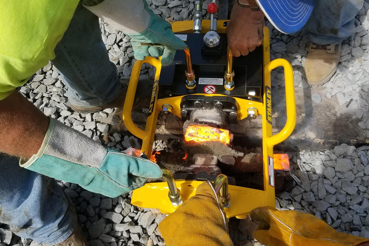 field welding